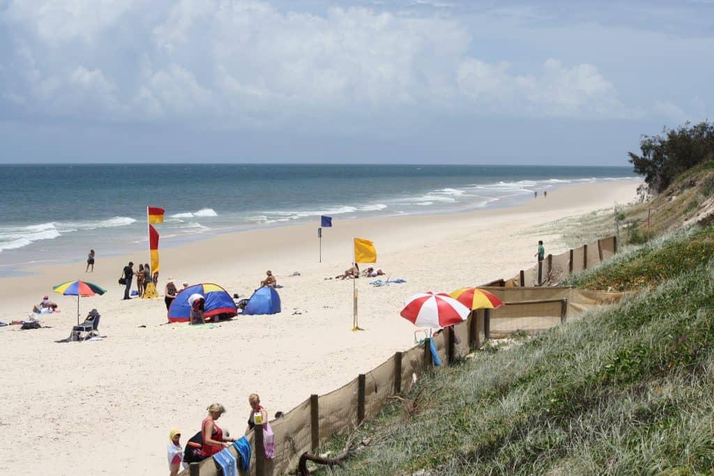 Woorim Beach, Brisbane Australia