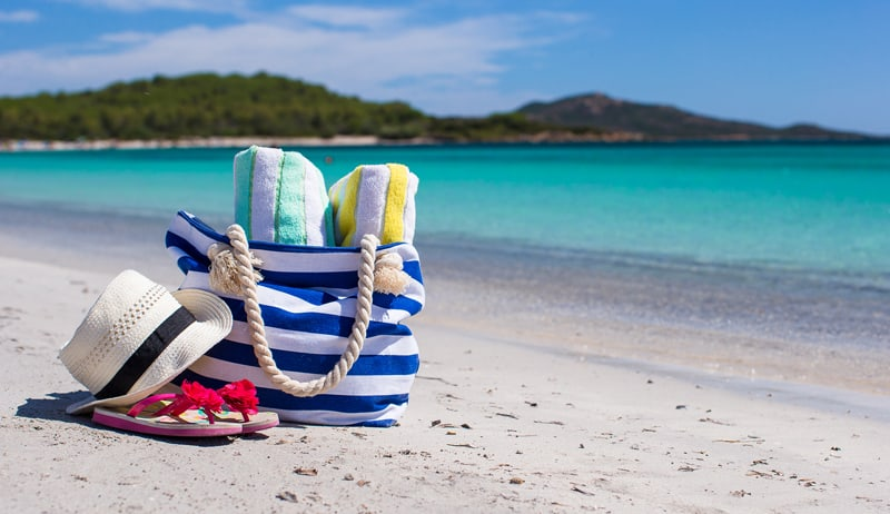 Best Beach Bags - Beach Travel Destinations