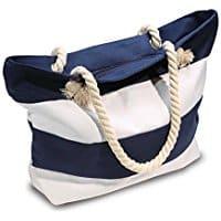 best beach bag, beach travel destinations, beach bag, best beaches, beach gear, Moskus Gear Beach Bag with Inner Zipper Pocket