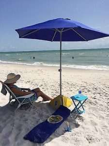 BeachBub All In One Beach Umbrella System, best beach gear, beach vacations, beach travel destinations