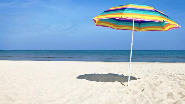 Best beach umbrella beach travel destinations for Best beach travel destinations