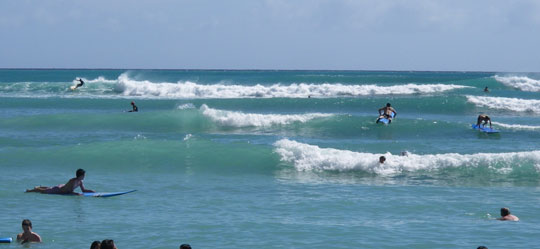Best surfing in Hawaii, best beaches in Hawaii, Beach Travel Destinations, beach travel, Canoes
