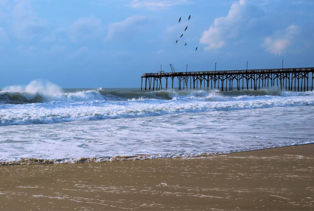 Carolina Beach, best North Carolina Beaches, North Carolina beaches, top beaches in North Carolina, the Outer Banks
