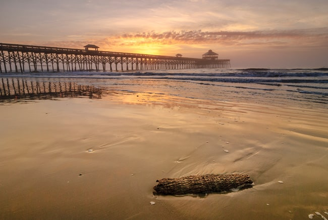 Folly Beach, best beaches of South Carolina, South Carolina beaches, best beaches, Beach Travel Destinations
