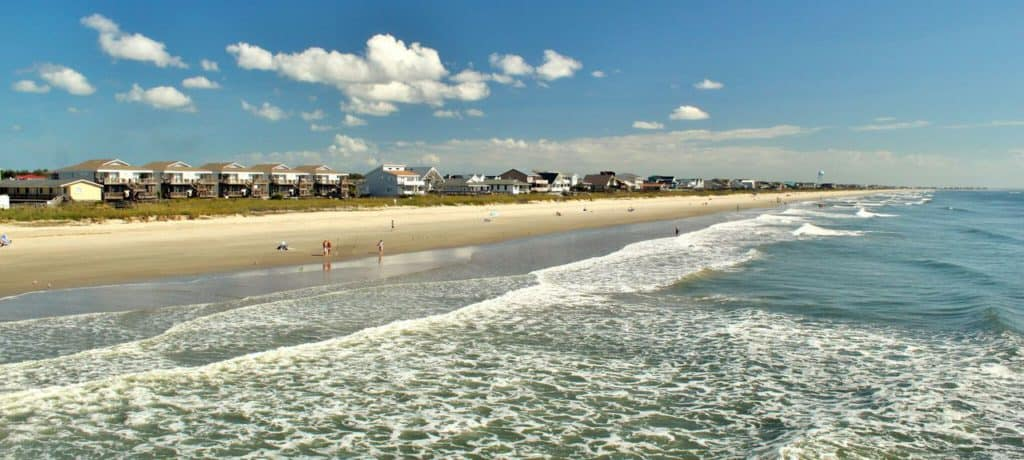 Holden Beach, best North Carolina Beaches, North Carolina beaches, top beaches in North Carolina, the Outer Banks