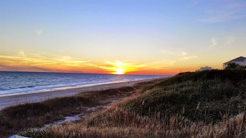 Indian Beach, best North Carolina Beaches, North Carolina beaches, top beaches in North Carolina, the Outer Banks