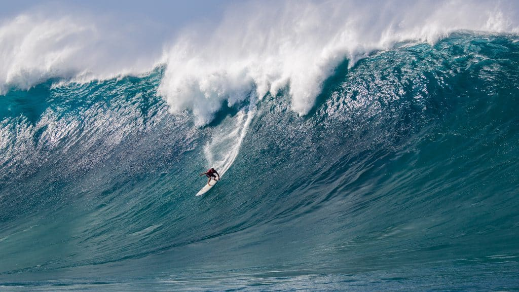 Best surfing in Hawaii, best beaches in Hawaii, Beach Travel Destinations, beach travel, Jaws aka Pe'ahi