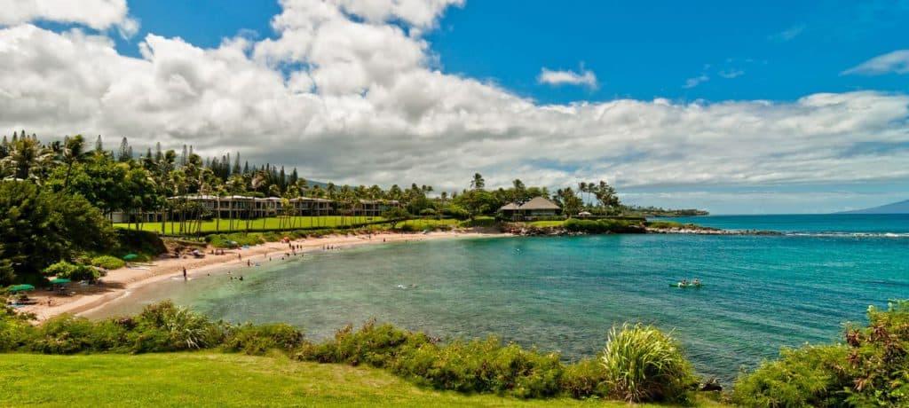 Kaanapali Beach, Maui, Hawaii, Maui beaches, Hawaii beaches, best beaches of Hawaii, top beaches in Hawaii, beach travel, beach travel destinations