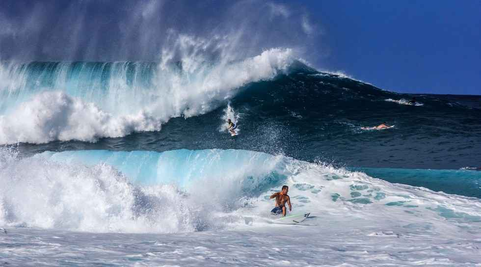 Best surfing in Hawaii, best beaches in Hawaii, Beach Travel Destinations, beach travel, Ke'ei Beach