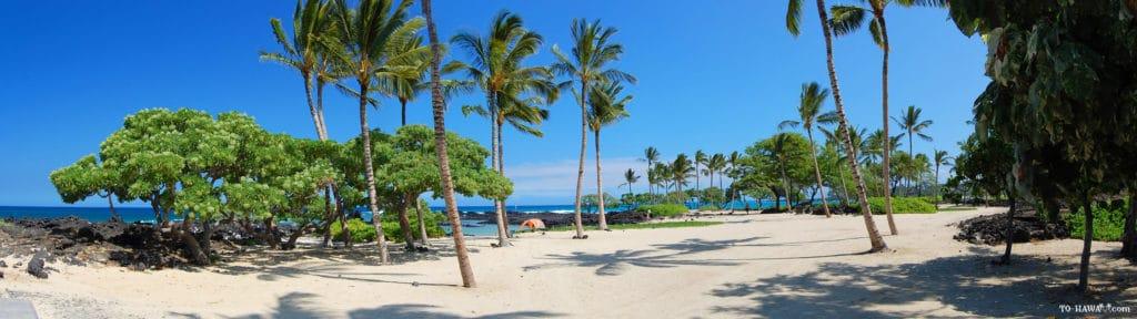 Kikaua Point Beach, Hawaii Island (Big Island) Hawaii, Hawaii Island beaches, Hawaii beaches, best beaches of Hawaii, top beaches in Hawaii, beach travel, beach travel destinations