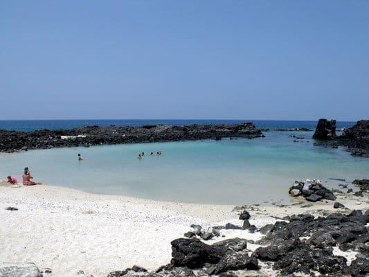 Kikaua Point Beach