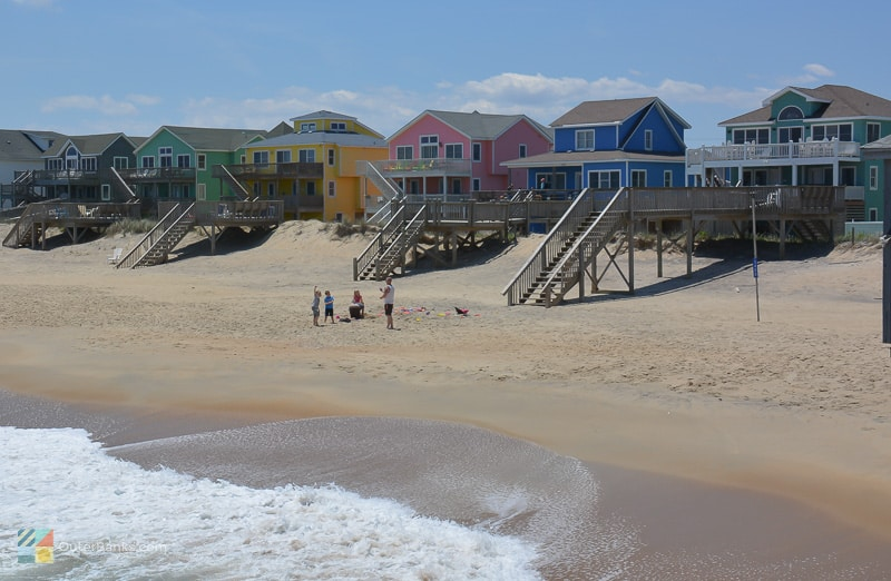 best north carolina beaches beach travel destinations