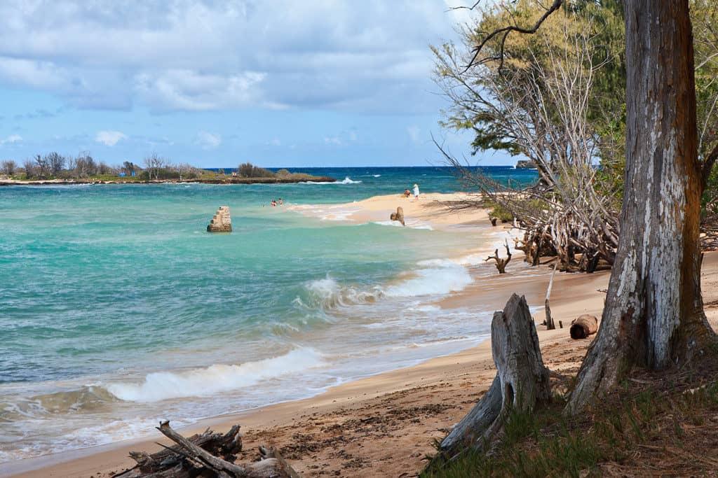 Malaekahana State Park, Oahu, Hawaii, Oahu beaches, Hawaii beaches, best beaches of Hawaii, top beaches in Hawaii, beach travel, beach travel destinations