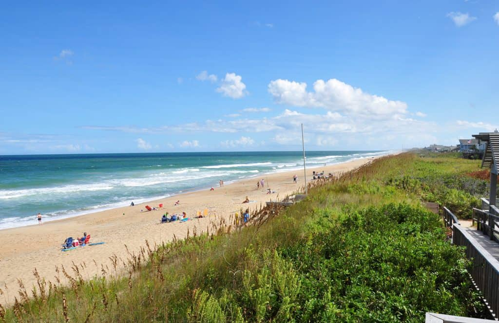 Southern Shores, best North Carolina Beaches, North Carolina beaches, top beaches in North Carolina, the Outer Banks