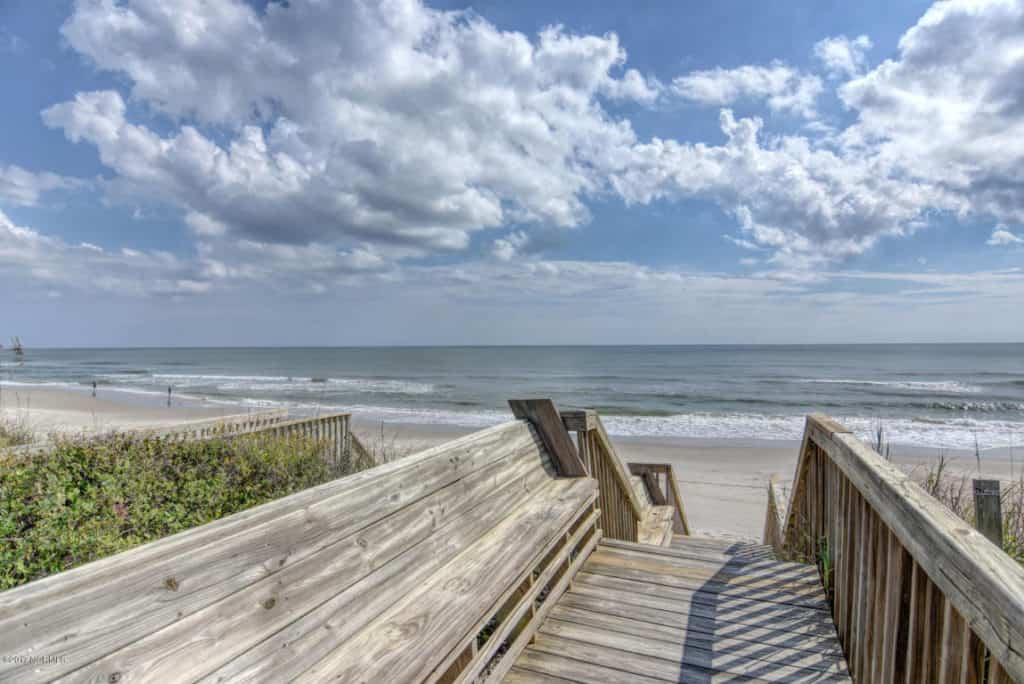 Topsail Beach, best North Carolina Beaches, North Carolina beaches, top beaches in North Carolina, the Outer Banks