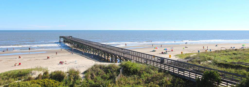 Isle of Palms, best beaches of South Carolina, South Carolina beaches, best beaches, Beach Travel Destinations