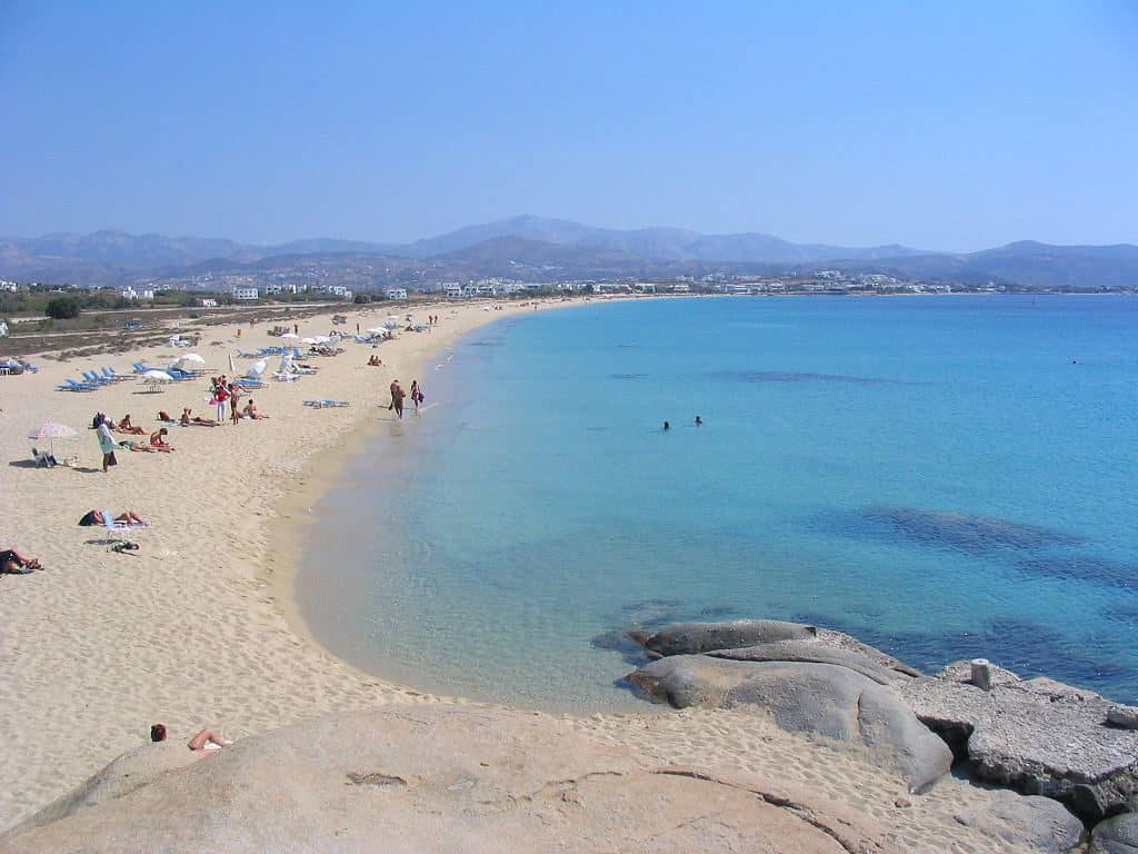 Agios Prokopios Beach, Cyclades Islands, Cyclades Travel, best beaches of Cyclades Islands, Cyclades Islands best beaches