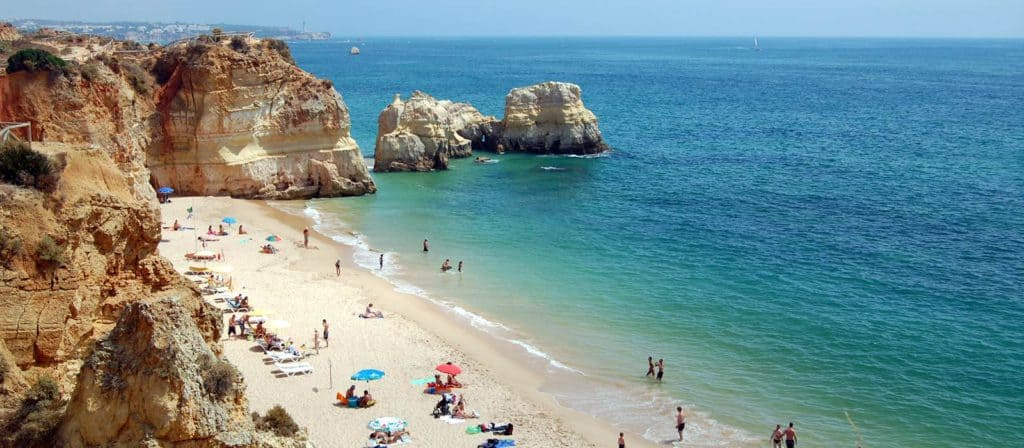 Alvor Beach, Portugal, best beaches of Portugal, Portugal beaches, best Portugal beaches, beach travel destinations, beach vacation
