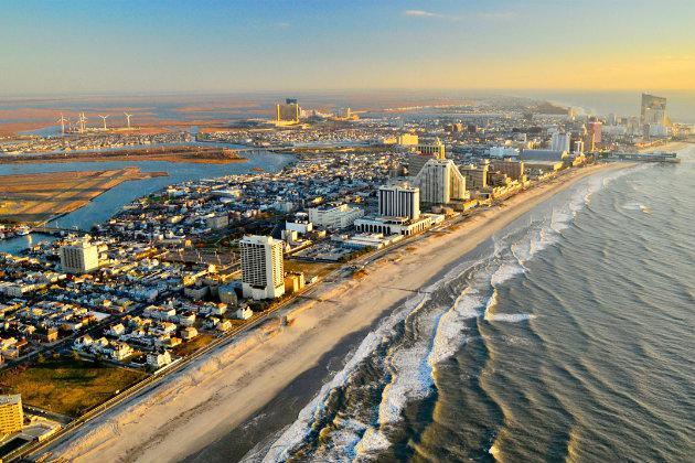 Atlantic City Beach New Jersey, Best New Jersey beaches, New Jersey beaches, beach travel destinations, beach vacations