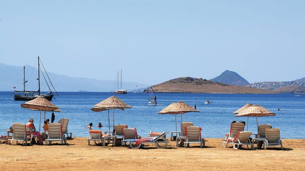 Bitez Beach, Turkey