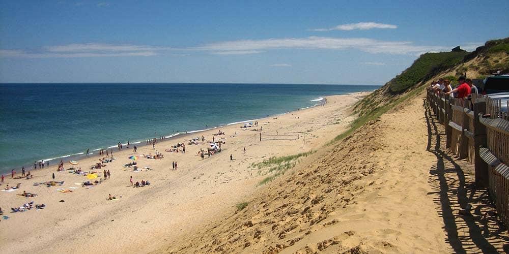 Cahoon Hollow, Wellfleet, Massachusetts, Massachusetts beaches, beach travel destinations, beach vacations, best Massachusetts beaches