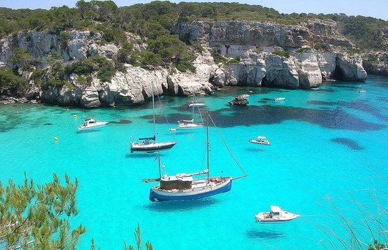 Cala Macarella, Menorca, Spain, Spain Beaches, best Spain Beaches, beach travel destinations, beach travel, beach vacations,