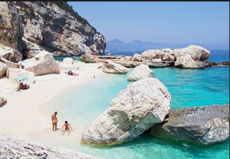 Cala Mariolu Sardegna