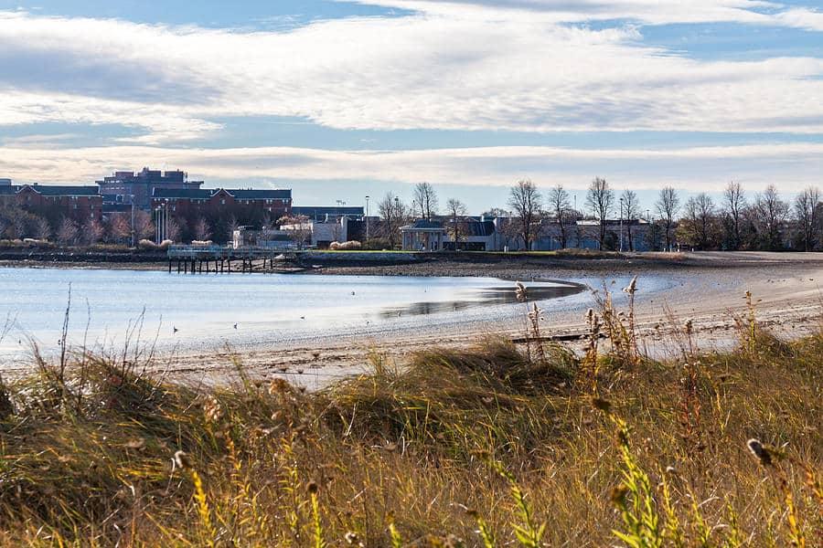 Carson Beach, South Boston Massachusetts, Massachusetts beaches, beach travel destinations, beach vacations, best Massachusetts beaches