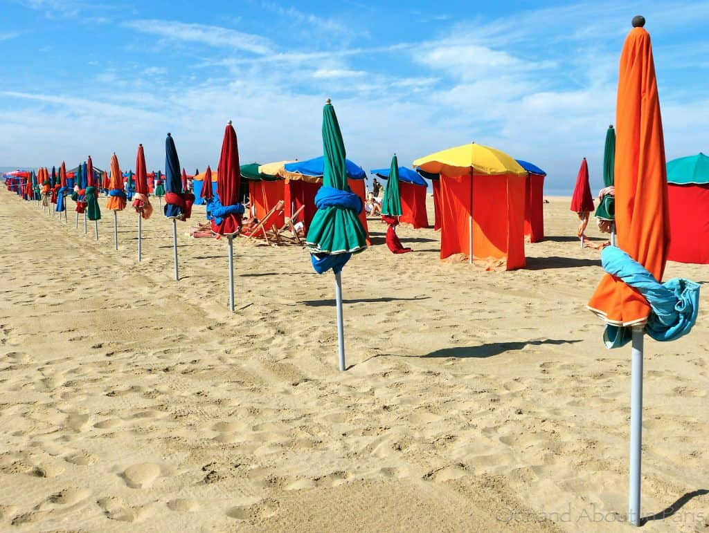 Deauville Beach, France
