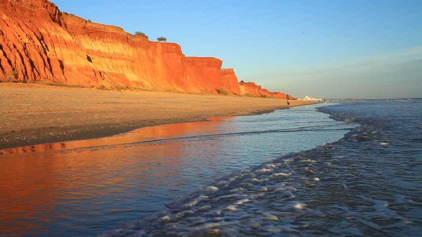 Falesia Beach, Portugal, best beaches of Portugal, Portugal beaches, best Portugal beaches, beach travel destinations, beach vacation