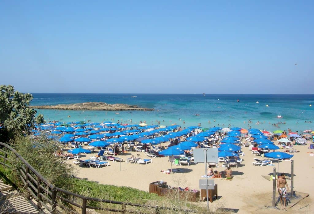 Fig Tree Bay, Cyprus
