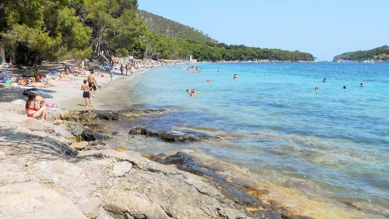 Formentor Beach, Mallorca, Mallorca beaches, Balearic Island beaches, best beaches of the Balearic Islands.