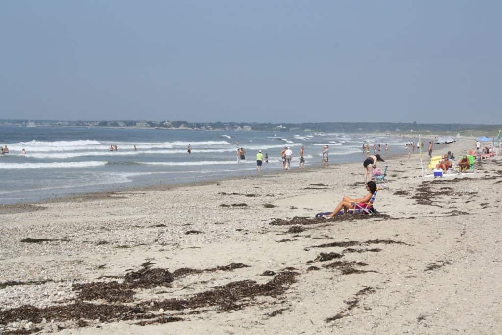 Horseneck Beach State Reservation Westport Massachusetts, Massachusetts beaches, beach travel destinations, beach vacations, best Massachusetts beaches