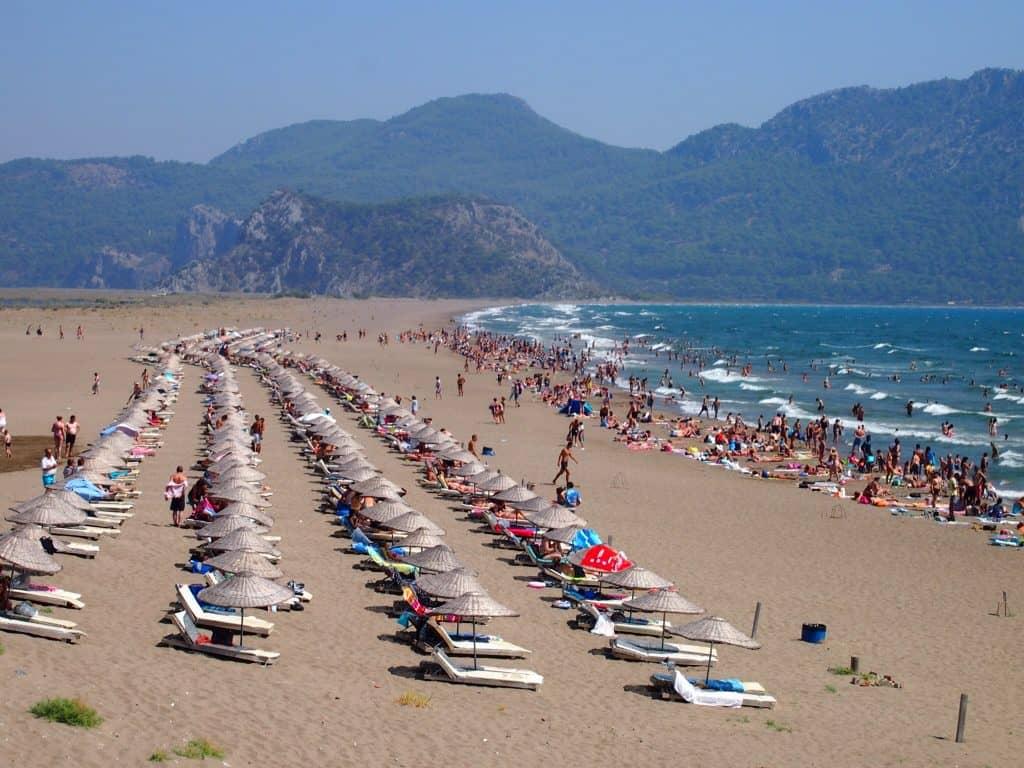 Itzitzu Beach, Turkey