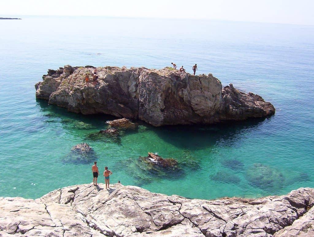 Jale Beach, Albania