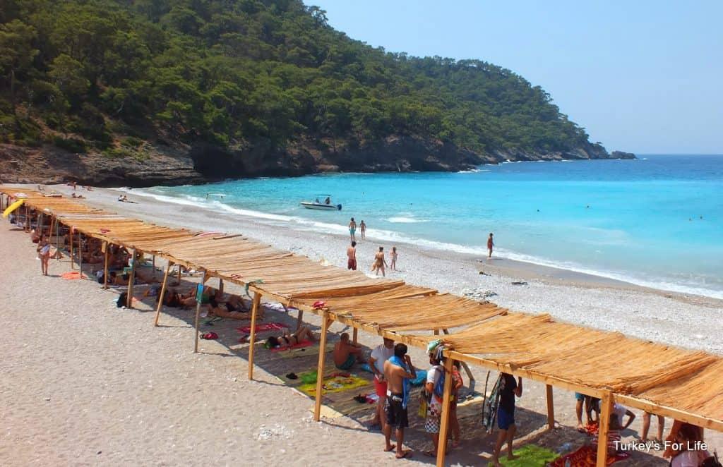Kabak Beach, Turkey