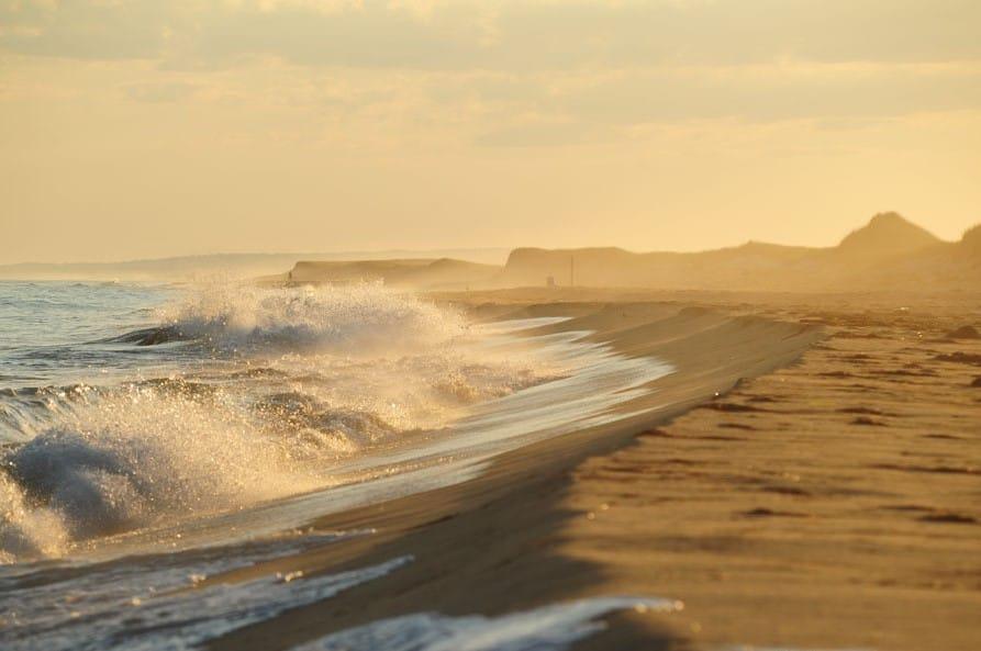Katama Beach Edgartown, Martha's Vineyard, Massachusetts, Massachusetts beaches, beach travel destinations, beach vacations, best Massachusetts beaches