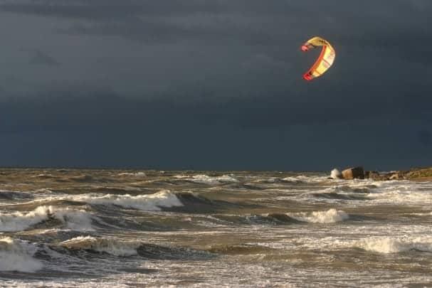 Liepaja Beach, Latvia