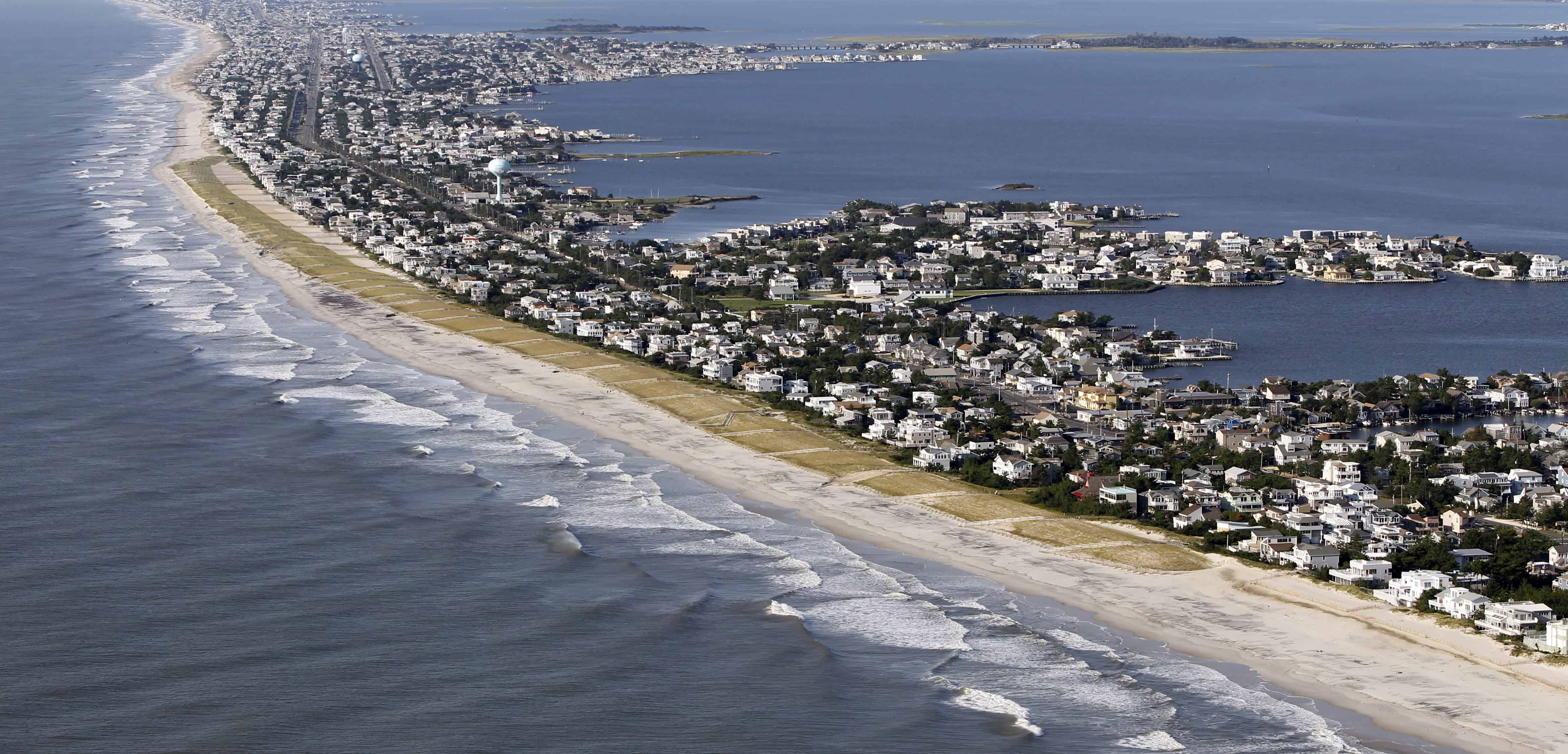 Long Island Beach New Jersey Best Beaches