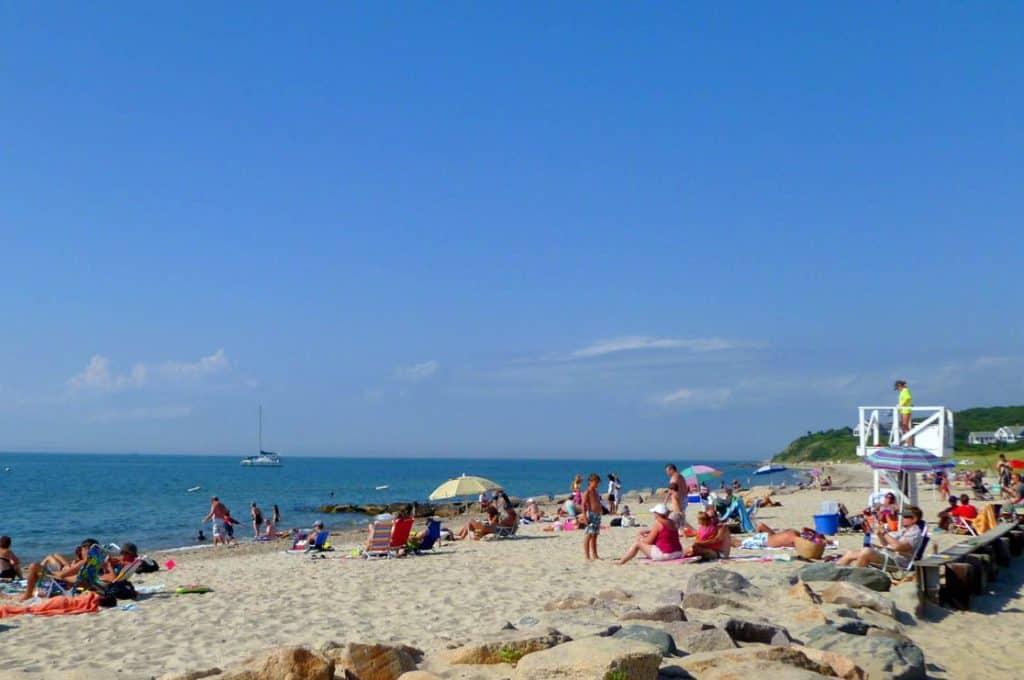 Menemsha Beach, Martha's Vineyard, Massachusetts, Massachusetts beaches, beach travel destinations, beach vacations, best Massachusetts beaches