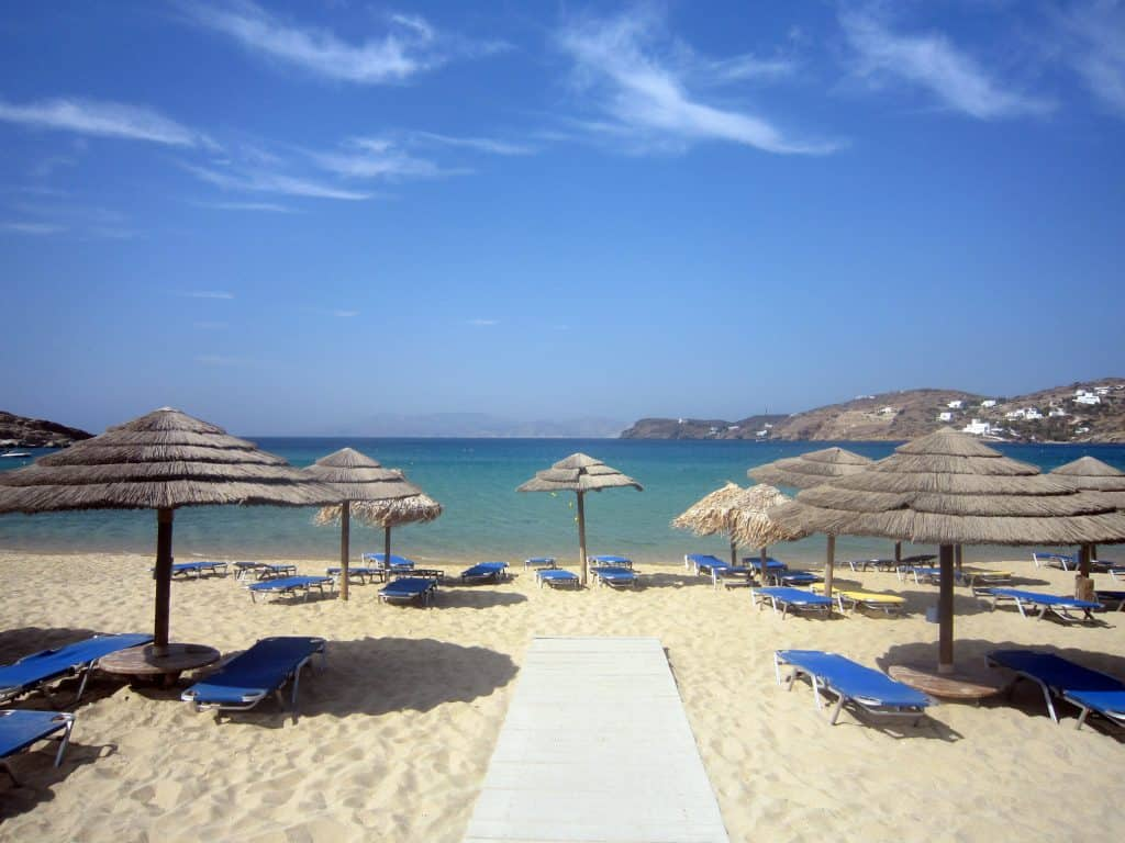 Mylopotas Beach, Ios, Cyclades Islands, Cyclades Travel, best beaches of Cyclades Islands, Cyclades Islands best beaches