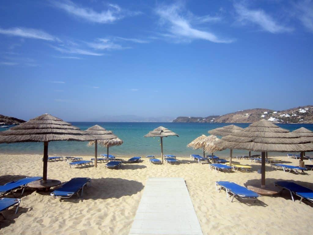 Mylopotas Beach, Ios, Cyclades Islands, Cyclades Travel, best beaches of Cyclades Islands, Cyclades Islands best beaches