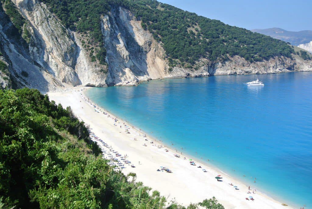 Mytros Beach, Kefalonia, Greece, best beaches of Greece, best beaches in Greece, Greece beaches, beach travel destinations