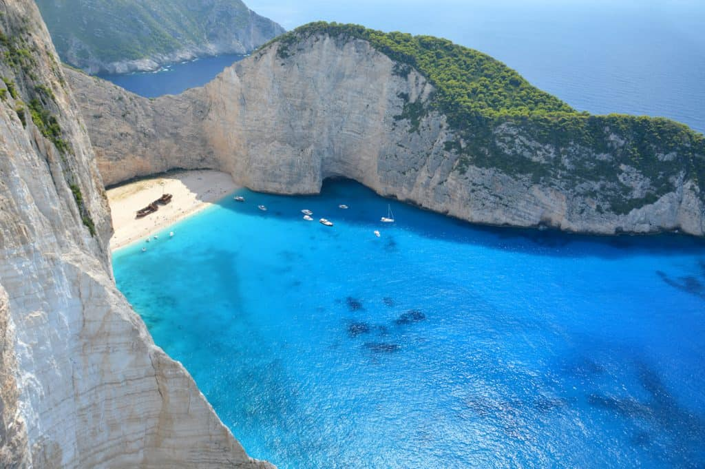 Navagio Beach, Zakynthos, Ionian Islands, best beaches of the Ionian Islands, best Caribbean beaches