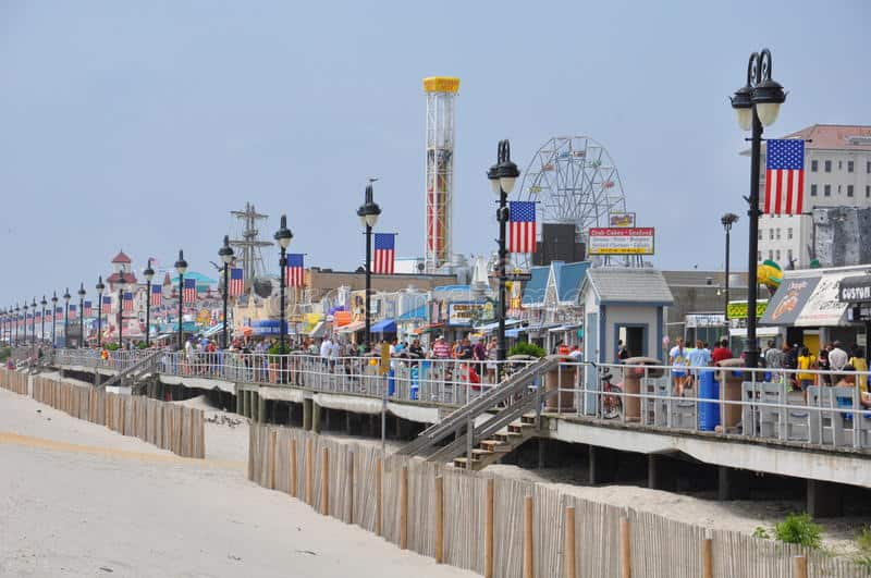 Ocean City, New Jersey, Best New Jersey beaches, New Jersey beaches, beach travel destinations, beach vacations