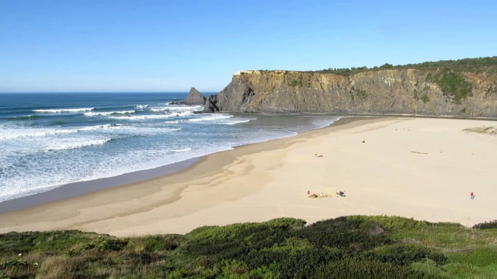Odeceixe Beach, Portugal, best beaches of Portugal, Portugal beaches, best Portugal beaches, beach travel destinations, beach vacation