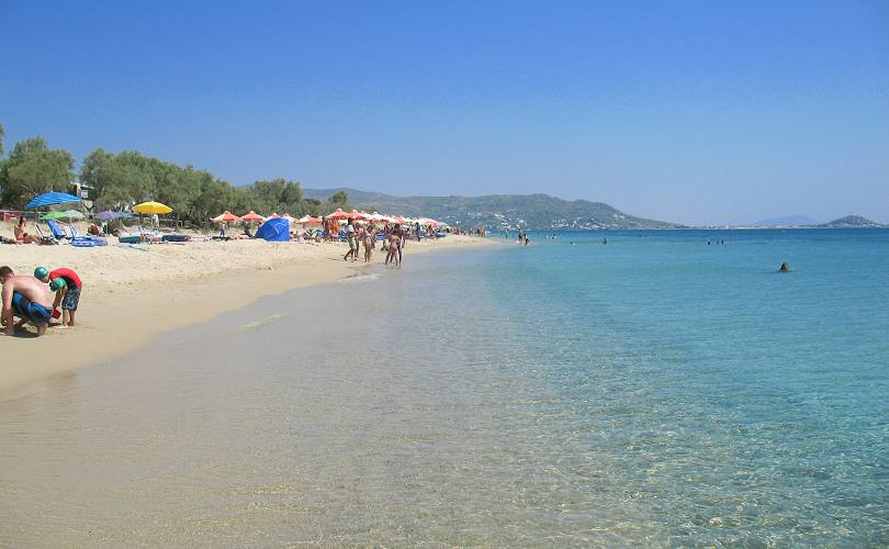 Plaka Beach, Naxos, Cyclades Islands, Cyclades Travel, best beaches of Cyclades Islands, Cyclades Islands best beaches