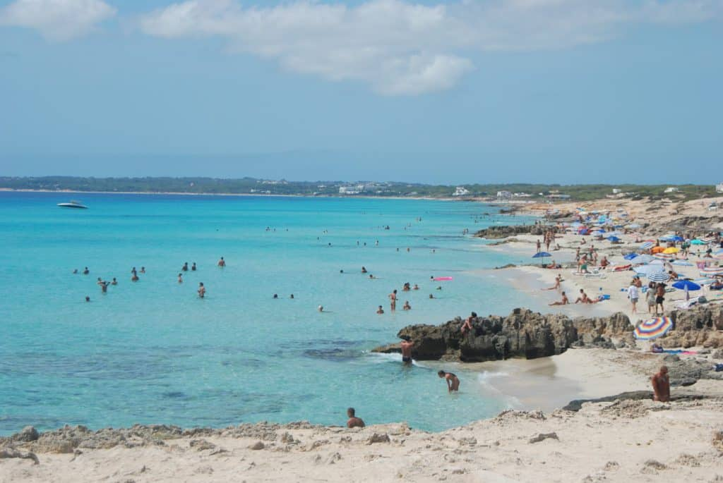 Migjorn Beach, Playa de Migjorn, Formentera, Spain, Spain Beaches, best Spain Beaches, beach travel destinations, beach travel, beach vacations,