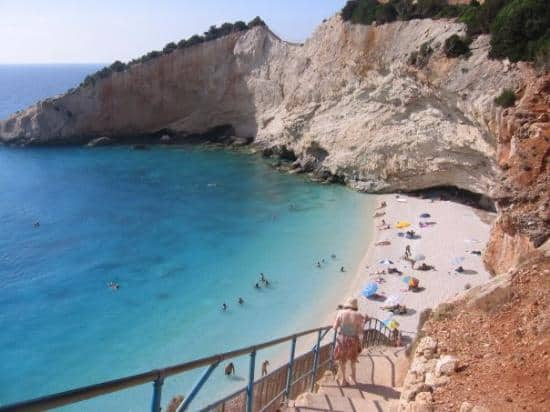 Porto Katsiki Beach, Ionian Islands, best beaches of the Ionian Islands, best Caribbean beaches