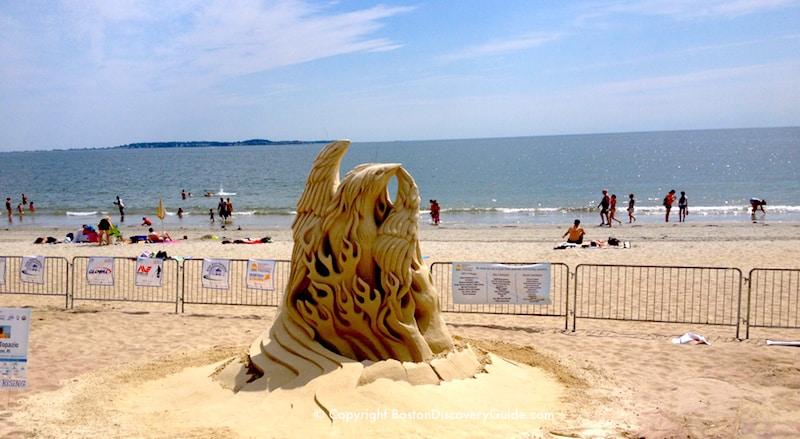 Revere Beach, Boston Massachusetts, Massachusetts beaches, beach travel destinations, beach vacations, best Massachusetts beaches